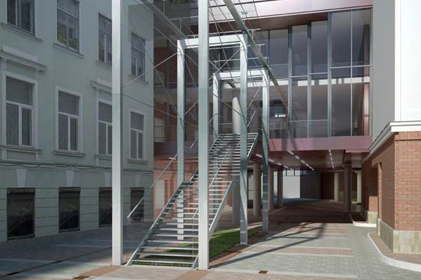 Экспериментальная сцена Александринского театра откроется весной 2013 года. Изображение № 3.