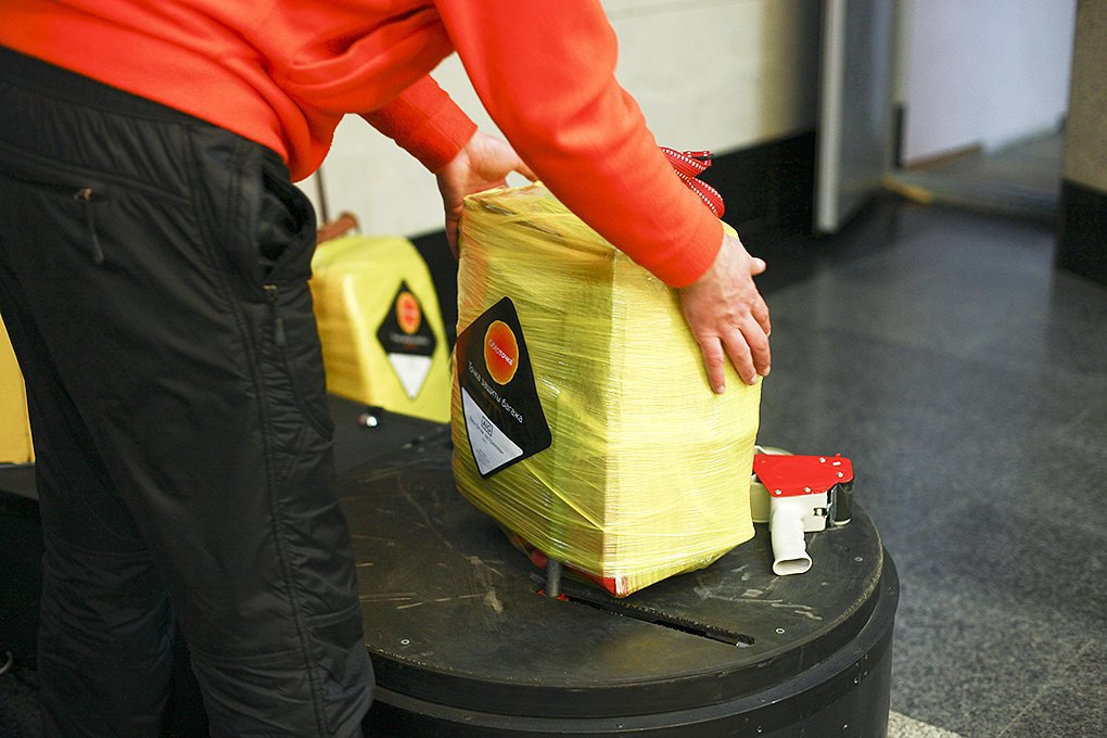 Заверните, пожалуйста: Как страхование багажа помогло сервису «Обёрточка». Изображение № 2.