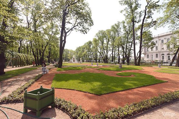 Фоторепортаж: Летний сад после реставрации. Изображение № 38.