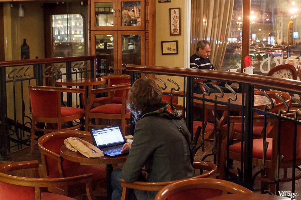 От заката до рассвета: 24 места, где можно поесть ночью в Петербурге. Изображение № 12.