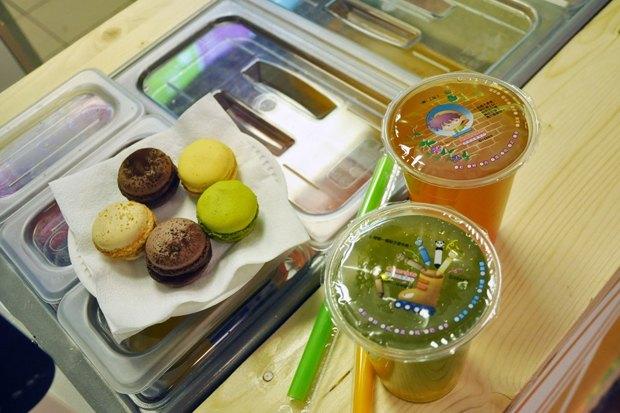 В Петербурге появились две новых сети с bubble tea. Изображение № 2.