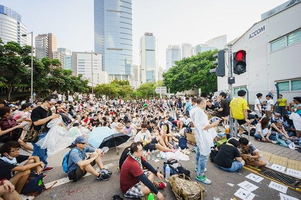 Беспорядки вГонконге: Почему взбунтовалсяфинансовый центрАзии. Изображение № 2.