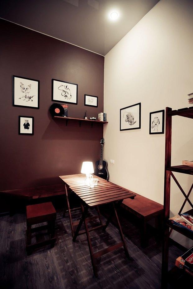 Кофейня Impress переехала вКовенский переулок. Изображение № 11.