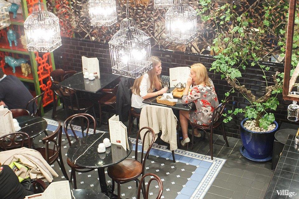 От заката до рассвета: 24 места, где можно поесть ночью в Петербурге. Изображение № 38.