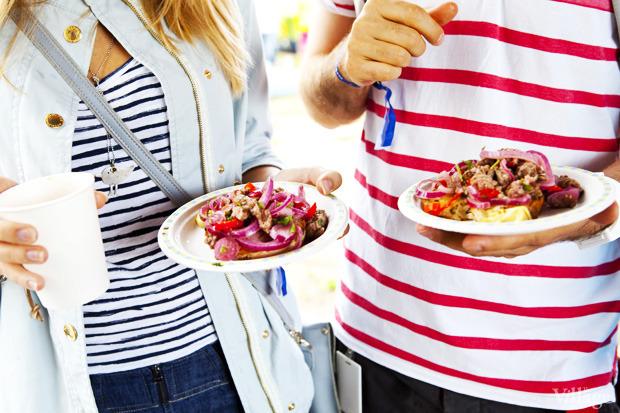 Полевая кухня: Уличная еда на примере Пикника «Афиши». Изображение № 17.