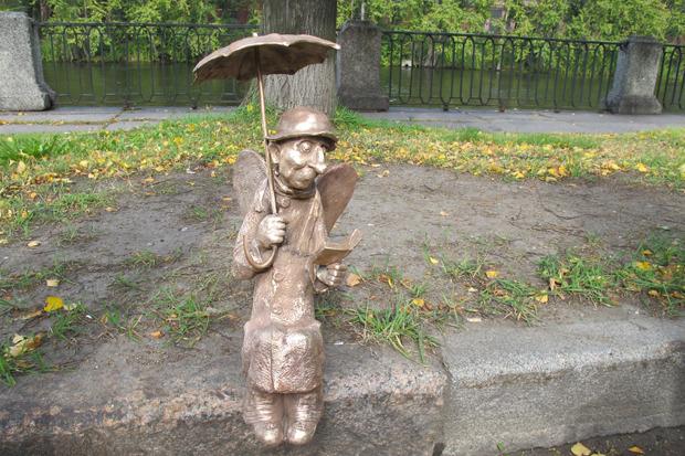 «Петербургский ангел» Шустова. Изображение № 5.