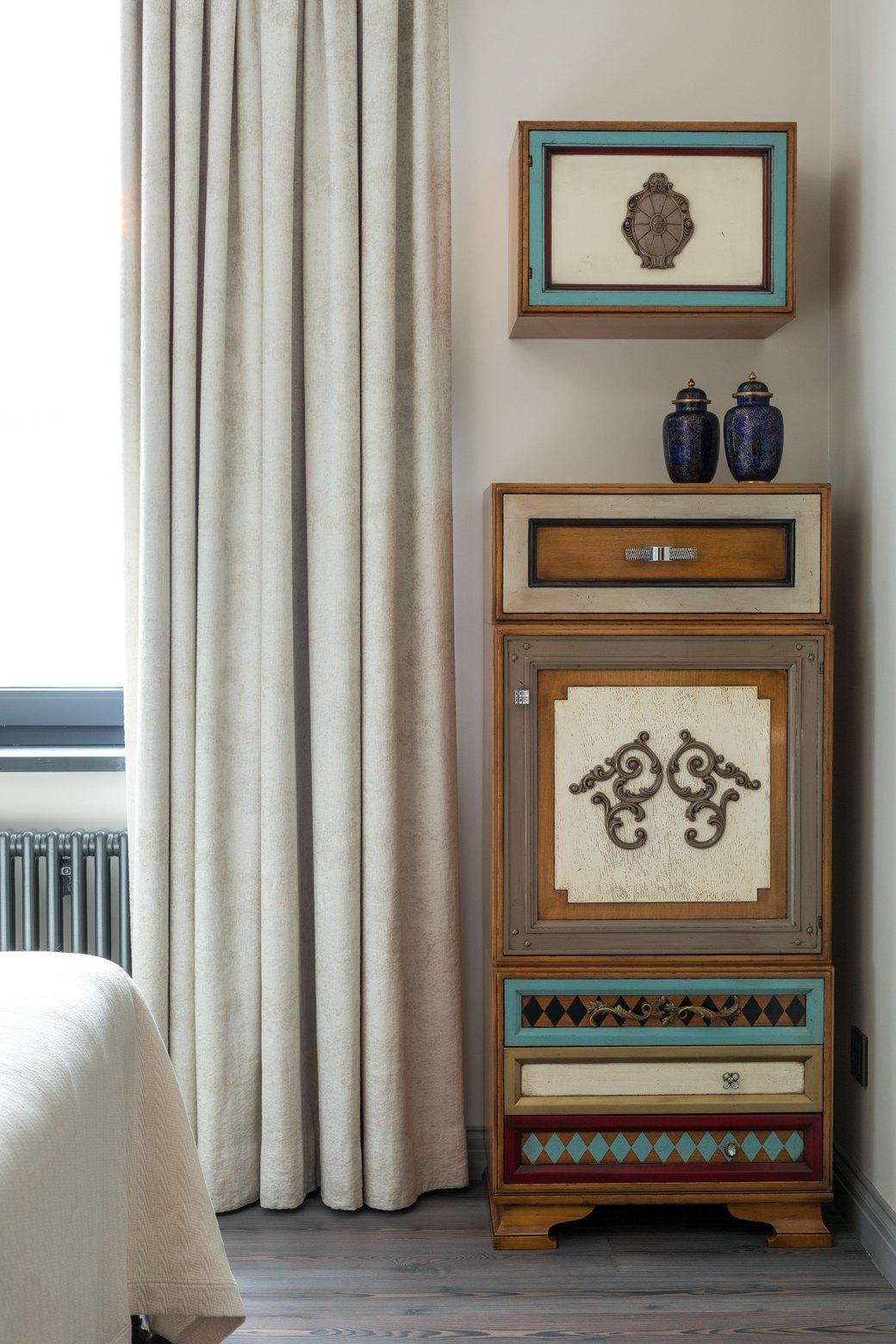 Квартира с зеркальным панно ввысотке на «Беговой». Изображение № 11.