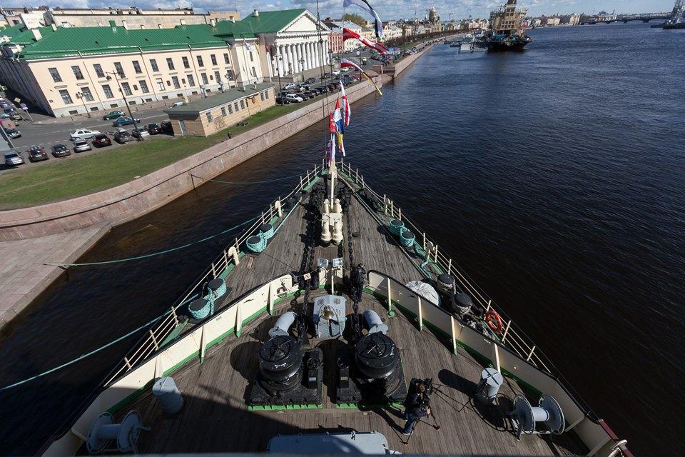 Фестиваль ледоколов вПетербурге. Изображение № 4.