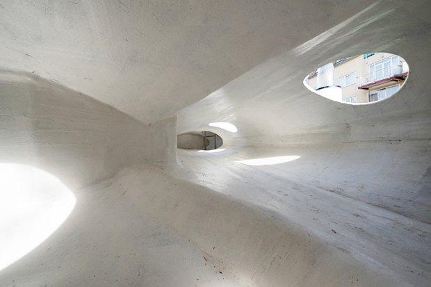 Идеи для города: Детская площадка из крыльев ветряной мельницы вРоттердаме. Изображение № 8.
