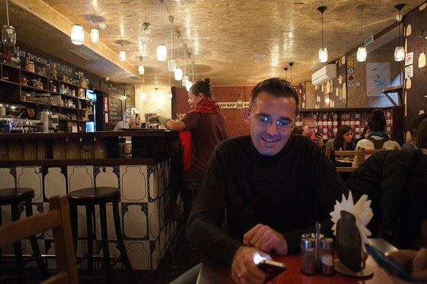Испанский немецкий: Кафе и бары Киева. Изображение № 10.