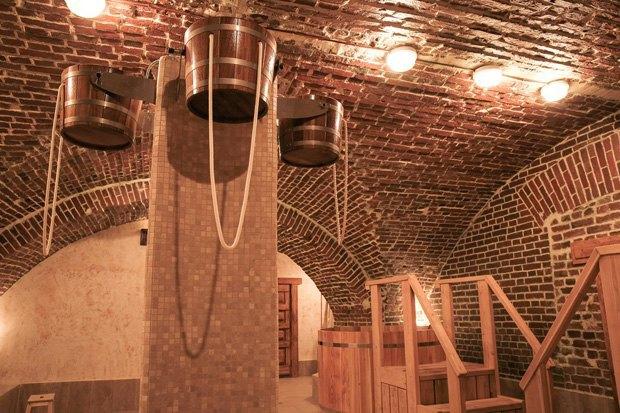 На «Красном Октябре» открыли баню. Изображение № 2.