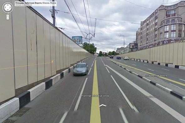 Google Street View пришел в Россию. Изображение № 15.