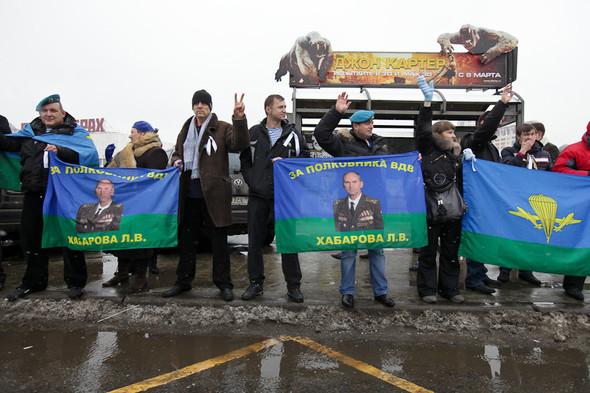 Близкое окружение: Участники акции «Белый круг» о проблемах Москвы. Изображение № 23.