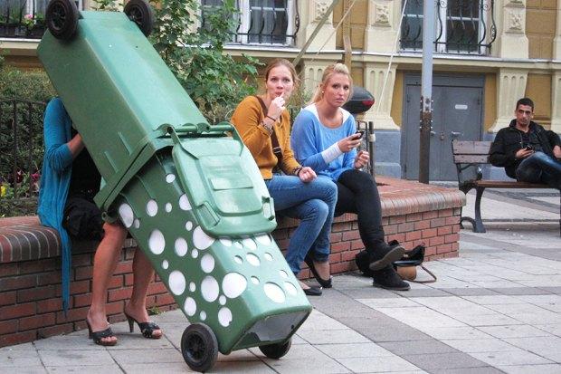 Прямая речь: Голландский архитектор — огородских объектах из мусора. Изображение № 13.
