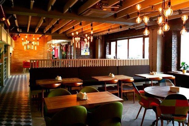 Вьетнамская кухня в Pho, четвёртое кафе «Рецептор», кофейня Cultura Coffee. Изображение № 2.