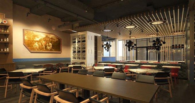 На Лесной улице открылся итальянский ресторан Trattoria Siciliana. Изображение № 2.