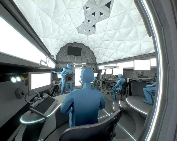 На ВВЦ можно будет исследовать Марс. Изображение № 2.