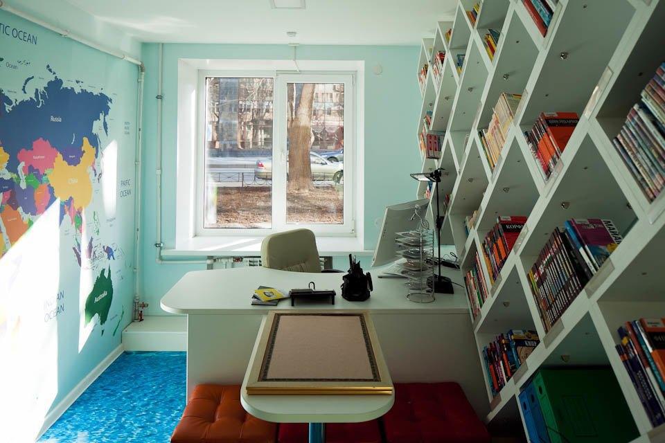 Как выглядит самая модная библиотека Петербурга М-86. Изображение № 17.