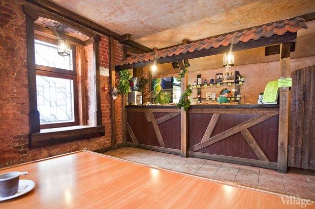 Все свои: Кафе-пекарня «Арго» на Ваське. Изображение № 3.