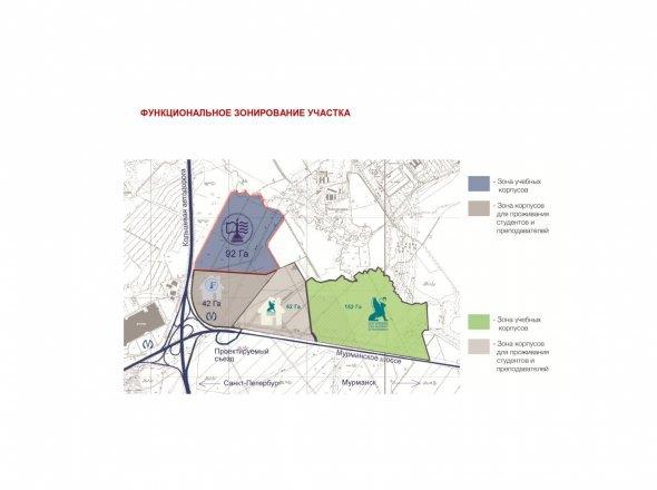 В районе Кудрово построят университетский городок. Изображение № 6.