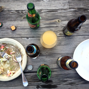 Пищевая плёнка: 41 красивый Instagram седой. Изображение № 18.