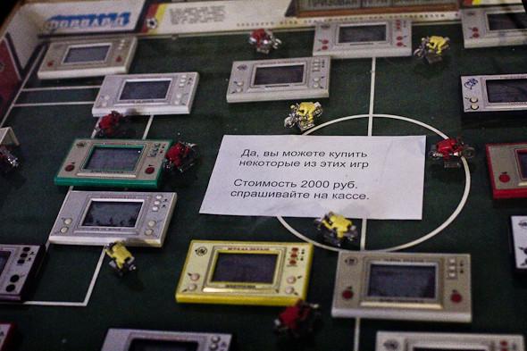 Музей советских игровых автоматов открылся на новом месте. Изображение № 7.