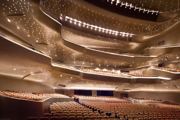 Guangzhou Opera House. Изображение № 6.