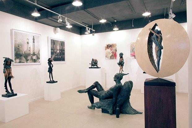 На Саввинской набережной открывается художественный центр. Изображение № 8.