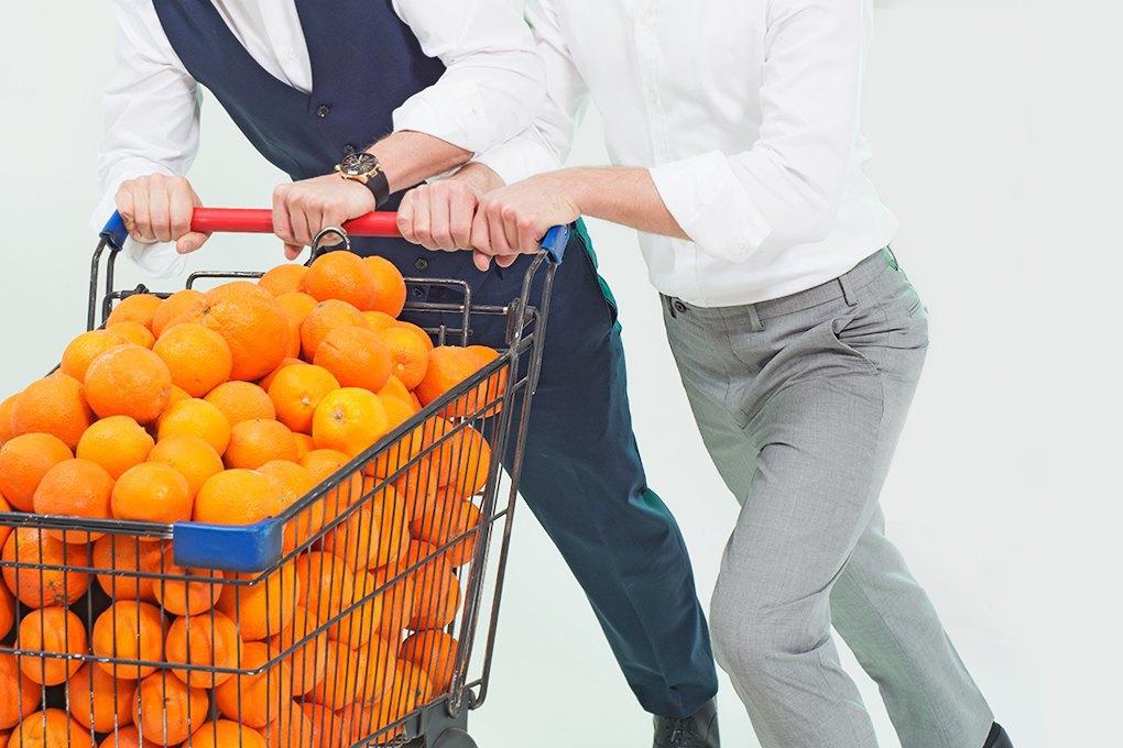 Archer Fresh: Русские апельсины в Испании. Изображение № 2.