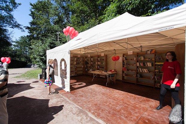 В ЦПКиО снова откроется летний читальный зал. Изображение № 1.