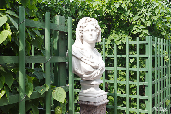 Фоторепортаж: Летний сад после реставрации. Изображение № 56.