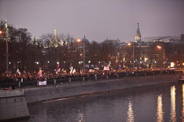 Фоторепортаж: Митинг против фальсификации выборов. Изображение № 37.