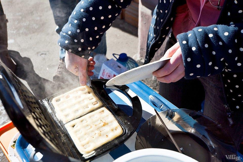 Фоторепортаж: Как открыть своё временное кафе на улице. Изображение № 8.
