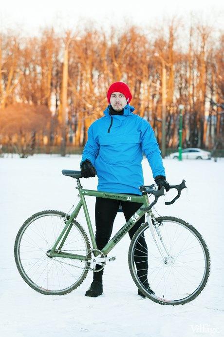 Люди в городе: Кто ездит зимой на велосипеде . Изображение № 6.