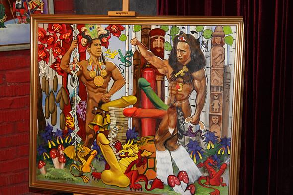 Изображение 36. На Новом Арбате открылся музей эротического искусства.. Изображение № 30.