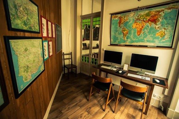 Фото: homelisbonhostel.com. Изображение № 24.