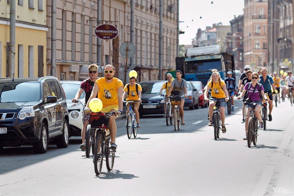 Люди в городе: Участники фестиваля «За велогород». Изображение № 12.