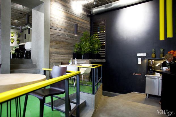 Новое место: Вегетарианское кафе Fresh. Изображение № 3.