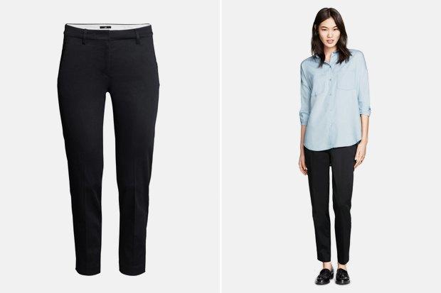Где купить женские брюки: 9вариантов от 1 199 до 4 300 рублей. Изображение № 2.