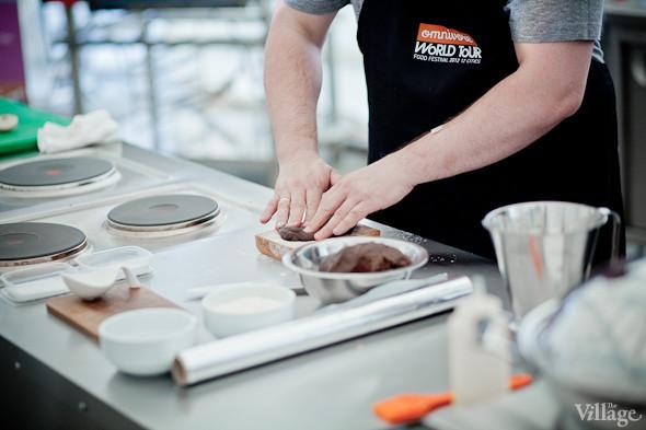 Omnivore Food Festival: Иван Шишкин готовит пеммикан и черемуховые полбяные пряники. Изображение № 19.