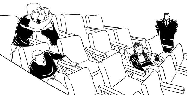 Как всё устроено: Администратор в кинотеатре. Изображение № 3.
