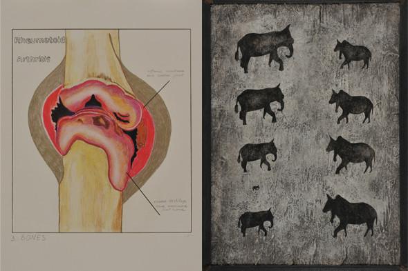 Современные художники иллюстрируют сон про ослика. Изображение № 2.