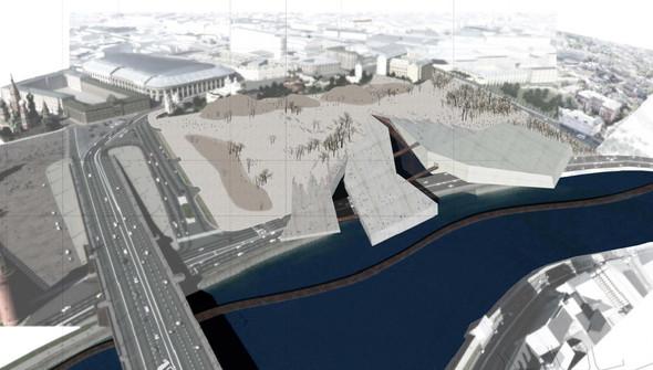 Москомархитектура выбрала 118 проектов парка в Зарядье. Изображение № 21.
