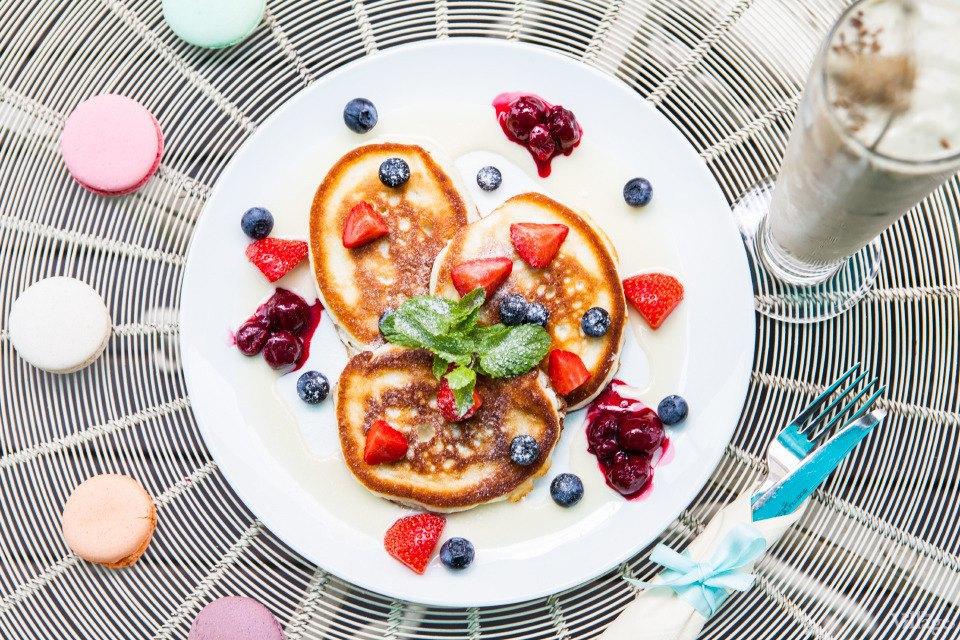 Пока ты спал: Ранние завтраки в Москве. Изображение № 23.