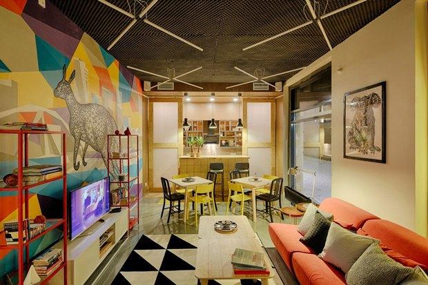 В Петербурге открылся хостел Twin Cities Melbourne. Изображение № 4.