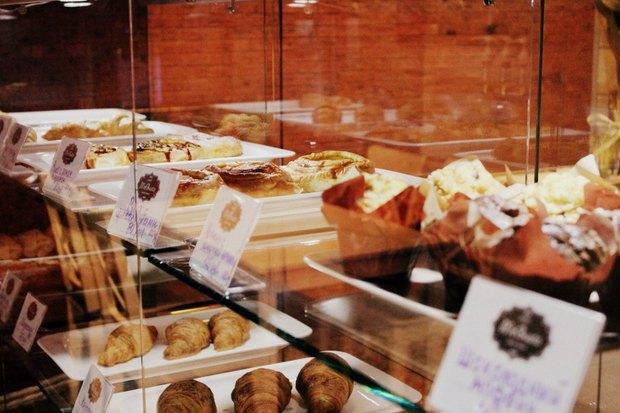 У«Звёздной» открылась пекарня MeGusta. Изображение № 2.