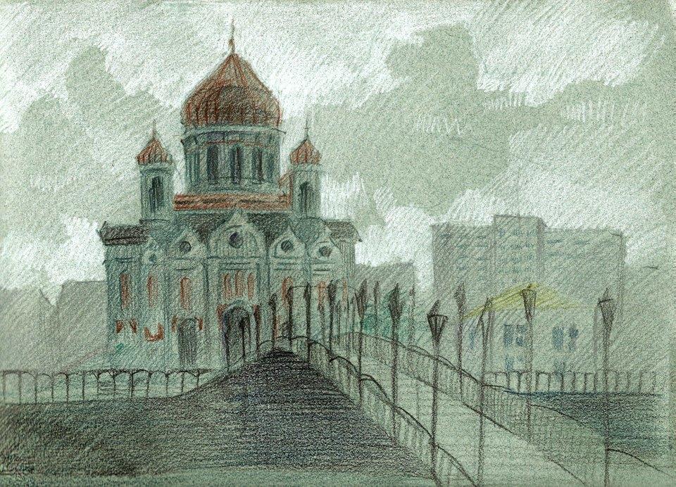Клуб рисовальщиков: «Красный Октябрь». Изображение № 7.