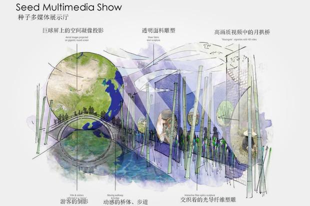 Иностранный опыт: 8 фантастических городских проектов. Изображение № 33.