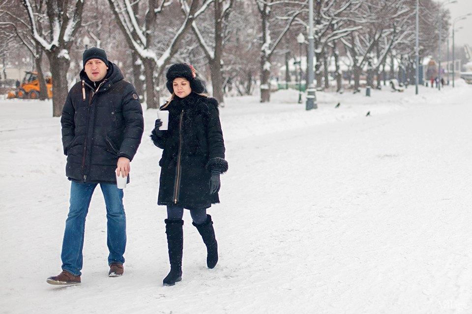 Фоторепортаж: Уличная еда взимней Москве. Изображение № 4.