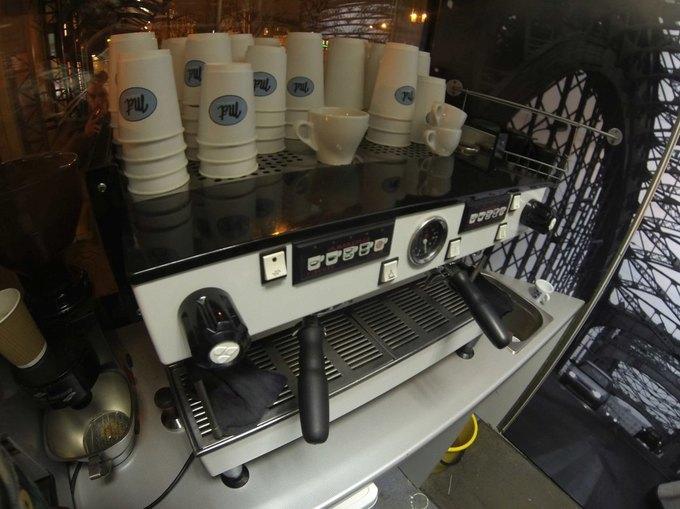 На Сенной площади открылась кофейня Met Coffee To Go. Изображение № 3.